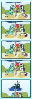 Love is in the air by 123TurtleShell
