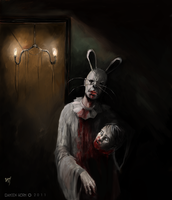 Follow The White Rabbit by DamienWorm