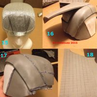 Making of Ronan The Accuser (Armour) 5 by SCCreatives