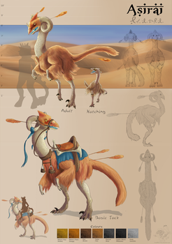 Asirai Breed Sheet by The-Hare