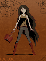 Marceline-Halloween by Raeistic