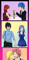 Valentines Couples by CrazySkies