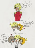 APH: I'm back by FinLin