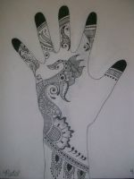 Henna Design 2 by PJ987