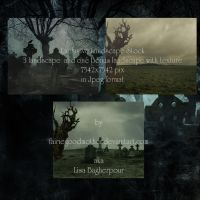 Exclusive Landscape Pack 1 by FairieGoodMother