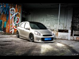 Nissan March by Codistyle