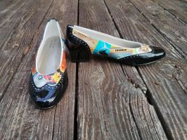 Pokemon Card Wingtips - 1 - FOR SALE by Kira-Kat