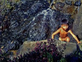 The Child by anugerah-ilahi