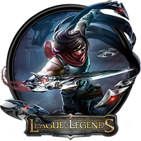 League of Legends Talon Dock Icon by OutlawNinja