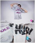 HANDS OFF Tee shirt release by incogburo