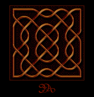 5x5 one-piece stock knot by antharon