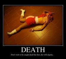 Ami: Death and Dignity by giLEONARDO