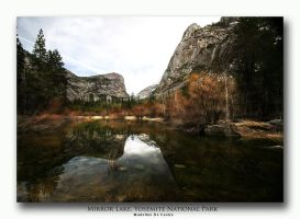 Mirror Lake by livinginoblivion