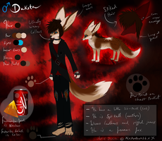 Dakota .:Anthro Ref:. by ScottishRedWolf