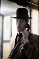 Dean Martin Phone Colorized by ajax1946