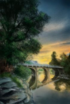 Landscape No6 by chillymania