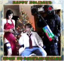 Happy Holidays by Grim-Reaper-HUNK