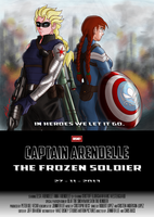 The Frozen Soldier by JYC