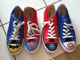 Supershoes by BFTLandMWandSEK