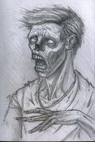 Zombie sketch # 103842384712938-B by cthullhu
