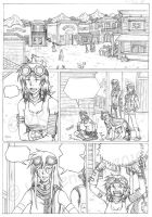 Hunters J special - page 01 by Tenaga