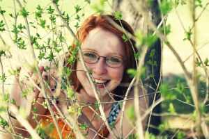Ginger Bush by HrWPhotography
