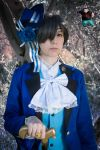Ciel Phantomhive Cosplay by TemyNyan