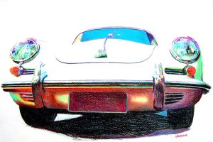 White 356 by johnwickart