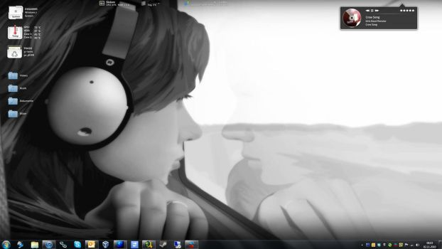 Desktop 2.11.2010 by DxGamer