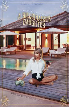 A Billionaire's Daughter - wattpad cover by reeawhatever