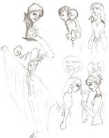 Another Sketchpage by maranianthe