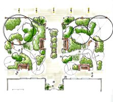 Plan for Floral Studio by Smilax
