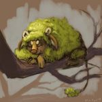 Moss by OrcaOwl