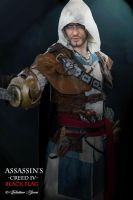 New Edward Kenway AC IV by Leon Chiro Cosplay Art by LeonChiroCosplayArt