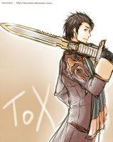 ToX - Alvin by Dareedse