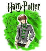 Harry Potter: DH Part1 Sketchy by MoPotter