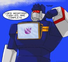 Soundwave the Easy-Bake Oven by maltaras