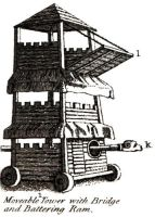 siege  tower by barefootliam
