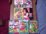 My Classic Video-Game DVDs by mariomaster88