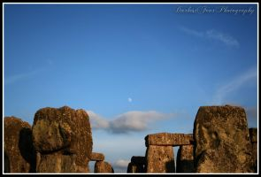 Summer Solstice at Stonehenge IV by DarkestFear