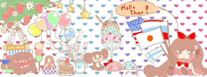 Facebook cover by Kimulepolyglotte