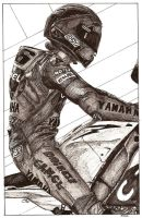 Valentino Rossi 2006 by Heather-Briana