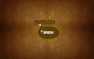 Meaning: Freedom of Speech by meeyuz