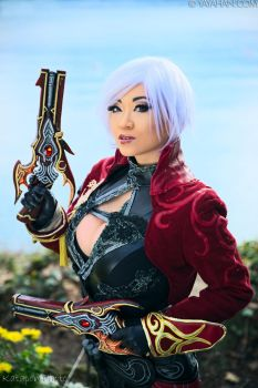 Hyperion Gunslinger - Aion by yayacosplay