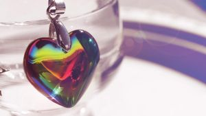 My Hearts Made Of Glass by Czechtra