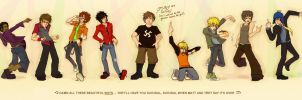 South Park: Beautiful Boys by Kinky-chichi