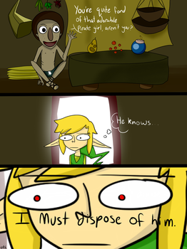 He knows... by 2skitty2