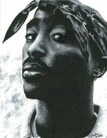 Tupac by pErs