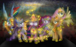 My Little Pony: Friendship is Epic! by RainbowJune