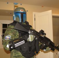 Boba Fett Spetsnaz 80 percent done by Ghost141